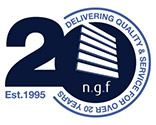 Delivering quality for over 20 years logo