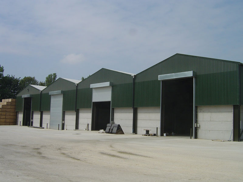 Our Projects Grain Stores Ngf Industrial Doors