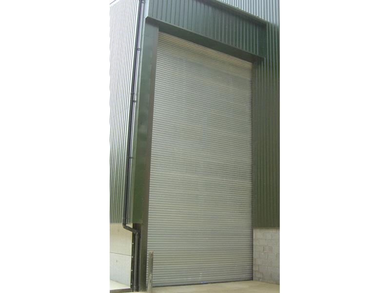 Grain Stores - Door