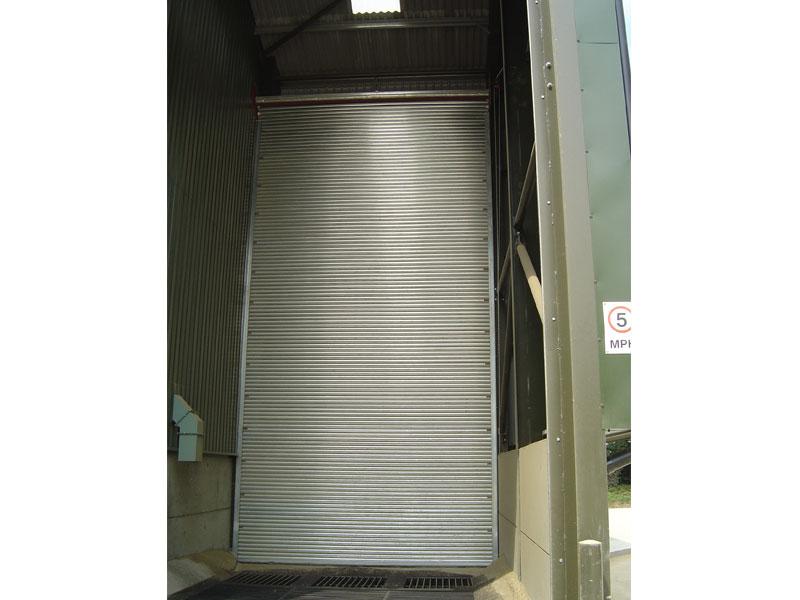 Grain Stores - Door 2