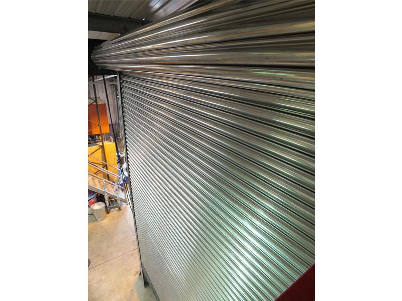 Hydraulic Roller Shutter door