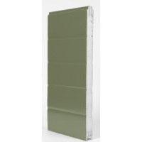 Plastisol door colour swatch BS12B27 Olive Green