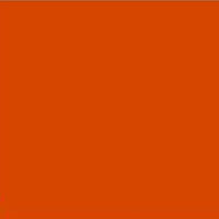 Industrial door colour swatch bright orange 027