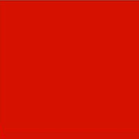 Industrial door colour swatch bright red 029