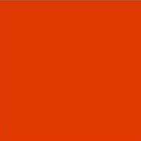 Industrial door colour swatch dark orange 034
