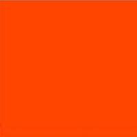 Industrial door colour swatch orange 035