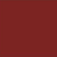 Industrial door colour swatch dark red 058