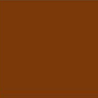 RAL 8001 ocher brown colour swatch