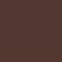 RAL 8028 terra brown colour swatch