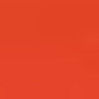 Industrial door colour swatch bright orange 187