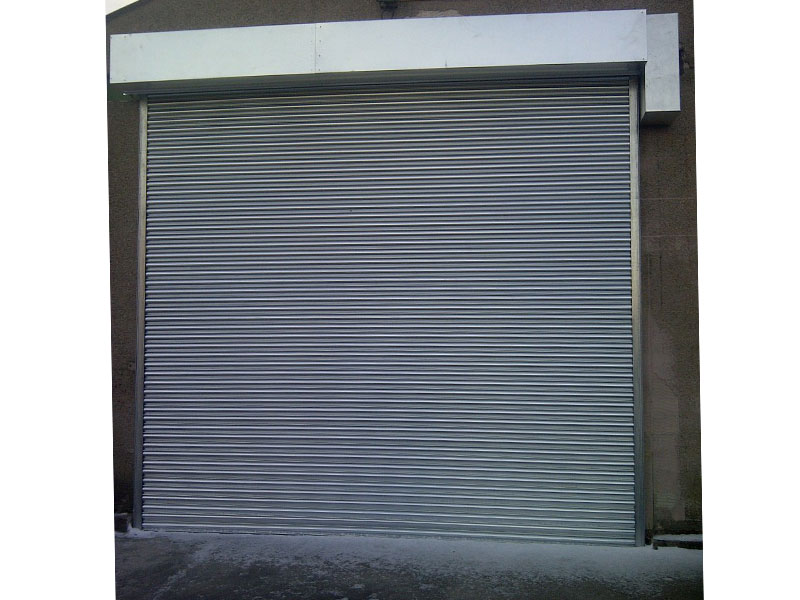 external roller shutters for commercial use