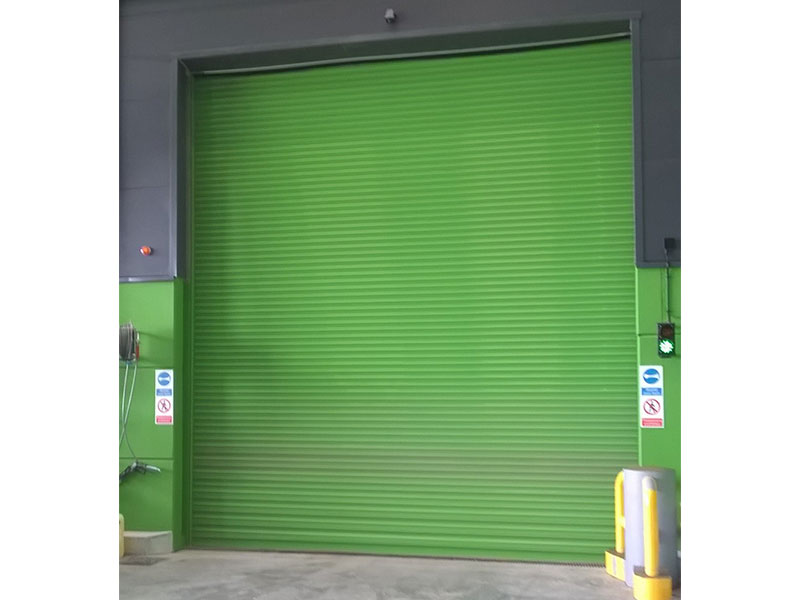 Roller shutters made to specification