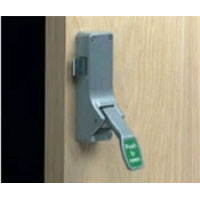Briton 1438E Push Pad Rim Latch