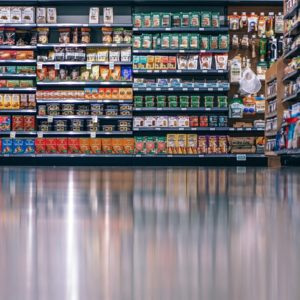Supermarket security