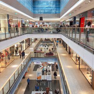 Retail shopping centre