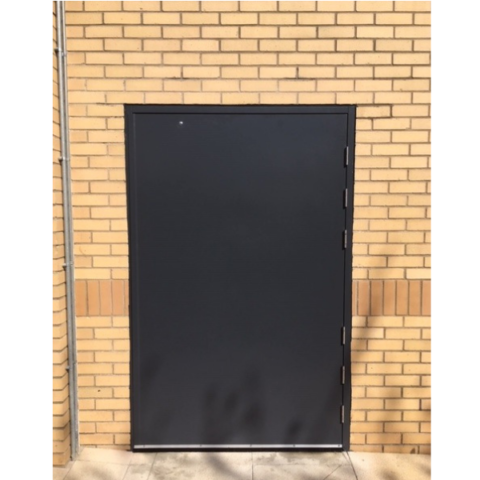 high security door